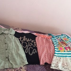 Other - Bundle of girls tops